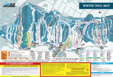 多倫多滑雪-Blue Mountain