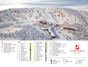 多倫多滑雪-Horseshoe Resort
