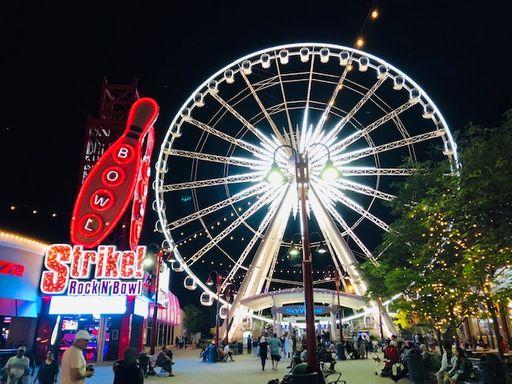 尼加拉瀑布-Niagara Town