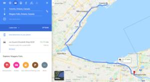 尼加拉瀑布-Toronto to Niagara