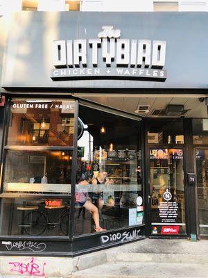 多倫多美食-The Dirty Bird